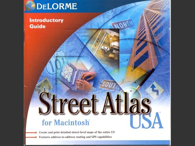 Street Atlas 6 (2000)