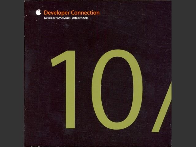 Apple Developer Connection (2008) (2008)