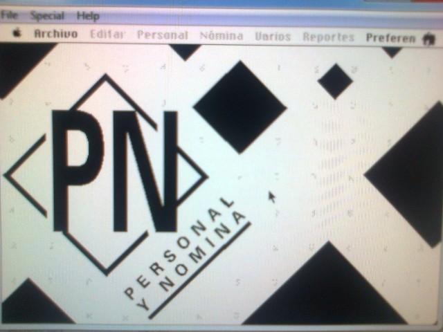 Personal y Nómina (Spanish) (1993)