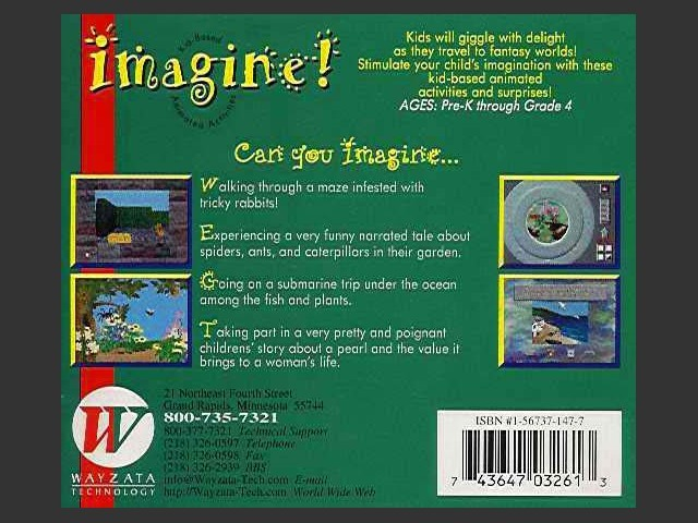 Imagine! (1995)