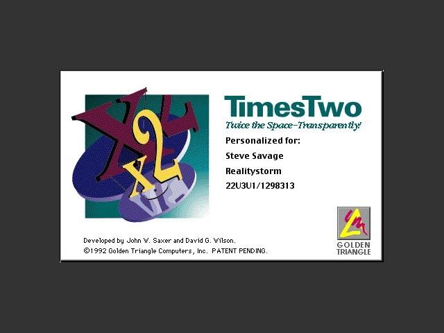 TimesTwo (1992)