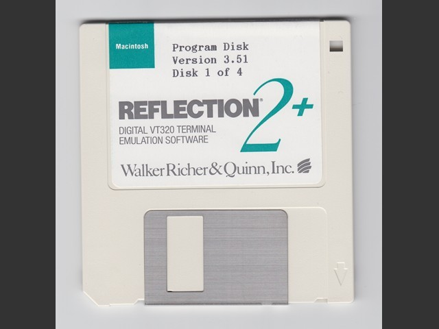 Reflection 2+ v3.51 (1990)