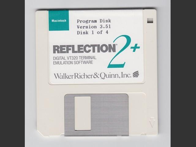 Reflection 2+ v3.51 (1990)