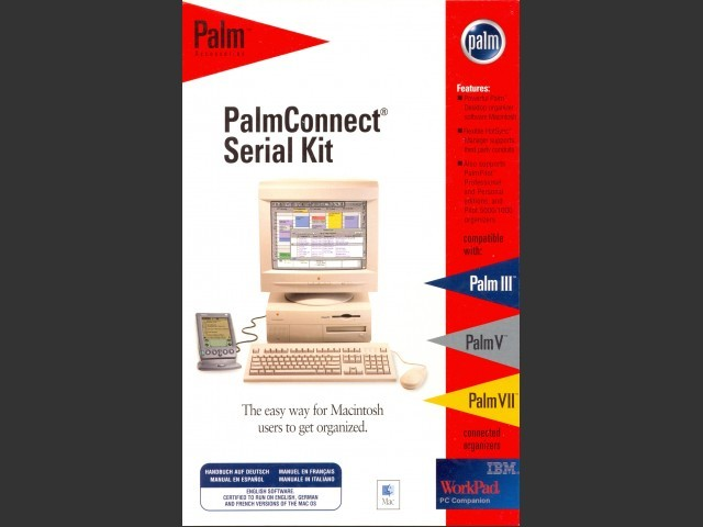 Palm Connect Serial Kit (1999)