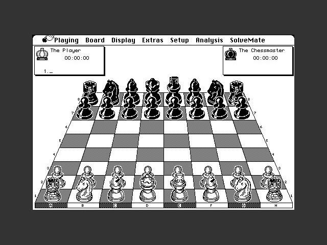 Chessmaster 2000 (1986)