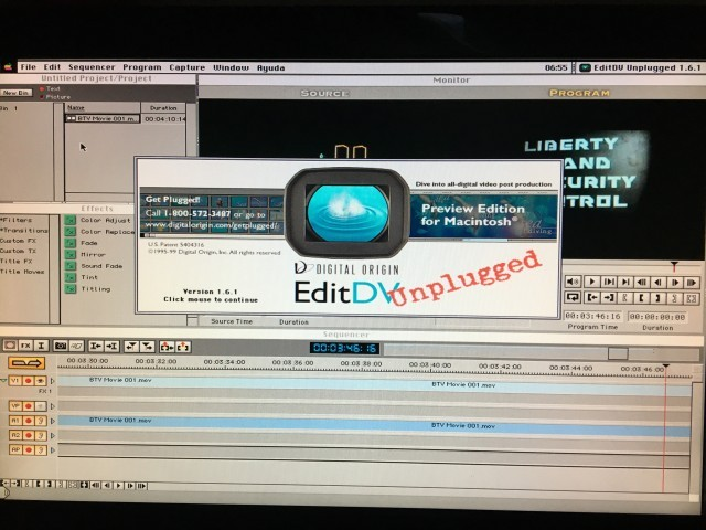 EditDV Unplugged 1.6.2