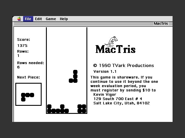 MacTris (1990)