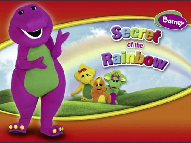 Barney: Secret of the Rainbow (2009)