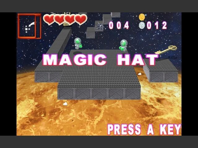 Magic Hat aka Slimers (2000)