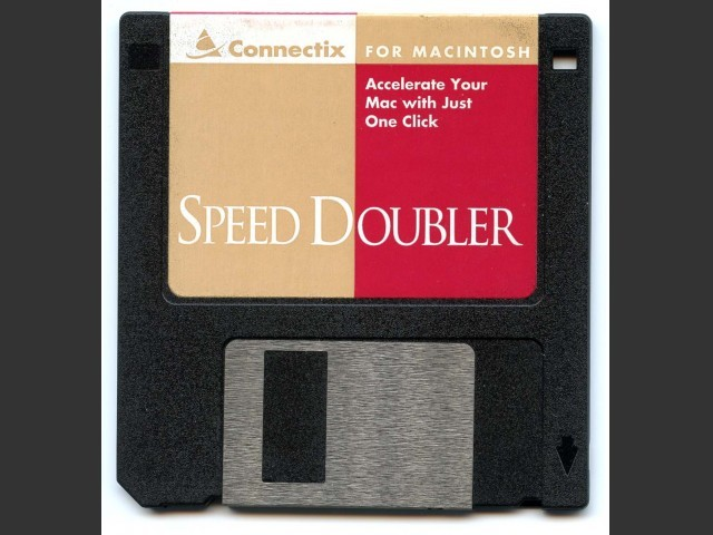 Connectix Speed Doubler 1.x (1997)