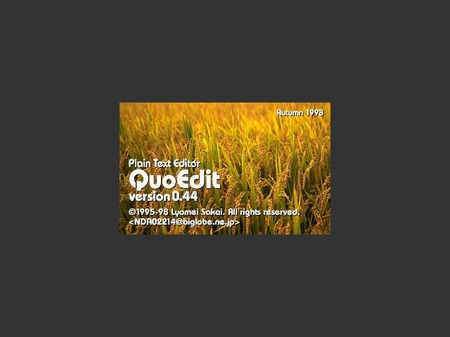 QuoEdit (1998)
