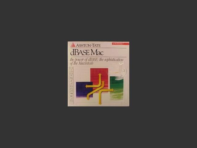dBASE Mac (1987)