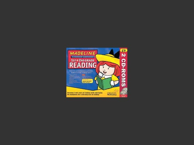 Madeline Classroom Companion: 1st & 2nd Grade Reading (1998)