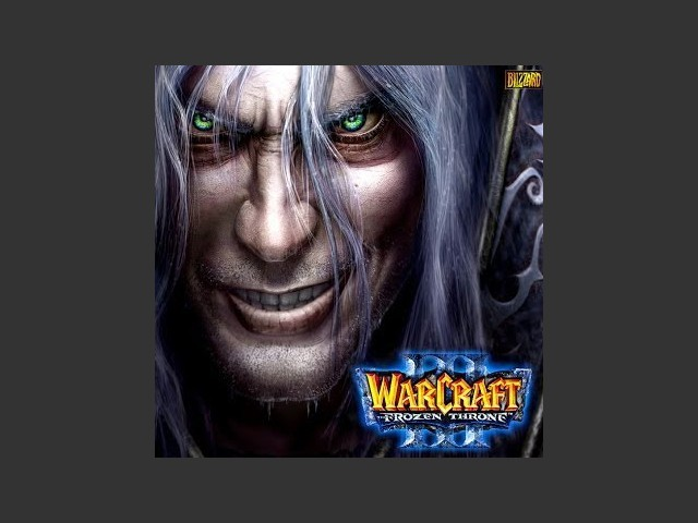 Warcraft III - Frozen Throne (EXPANSION PACK) (2003)