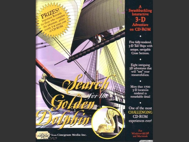 Search for the Golden Dolphin (1999)