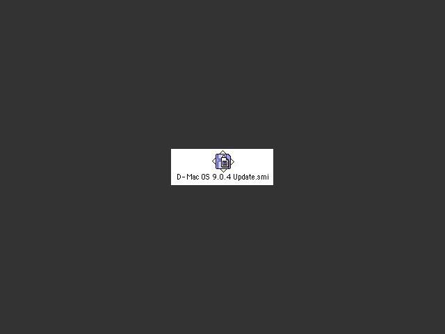 Mac OS 9 Updaters (German) (2000)