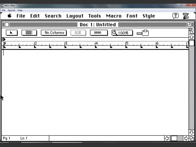 WordPerfect 2.1 (1993)