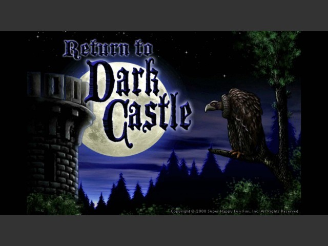 Return to Dark Castle (aka Dark Castle 3) (2008)