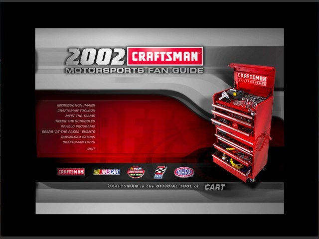 Craftsman 2002 Motorsports Fan Guide (2002)