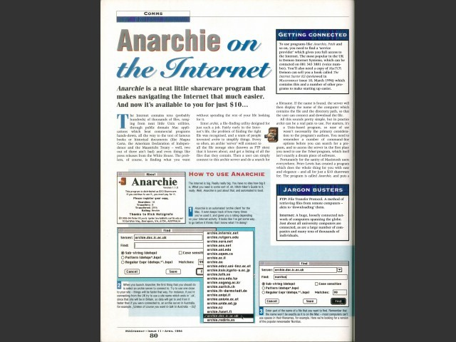Anarchie (1995)