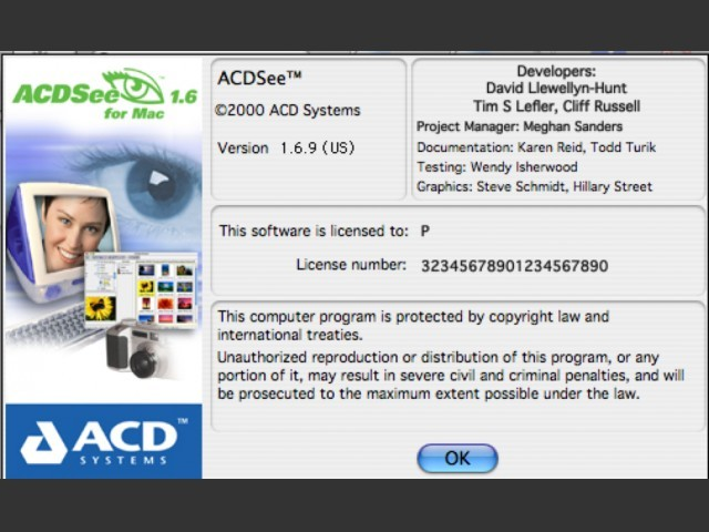 ACDSee 1.x for Mac (2000)