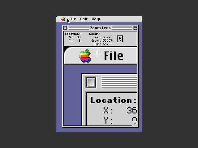 Zoom Lens 2.5 (1995)