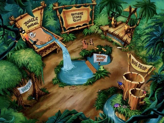 Timon & Pumbaa's Jungle Games (1996)