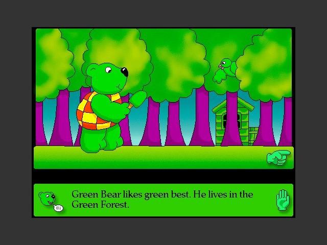 Green Bear (1995)