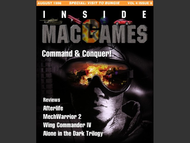 Inside Mac Games Vol 4x08 cover