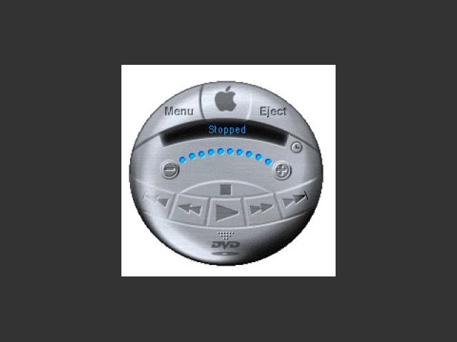 Apple DVD Player 2.7 (2001)