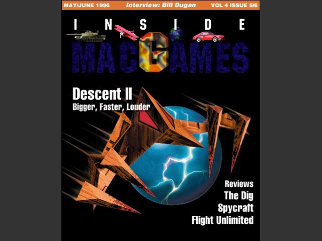 Inside Mac Games Vol 4x05/06 cover