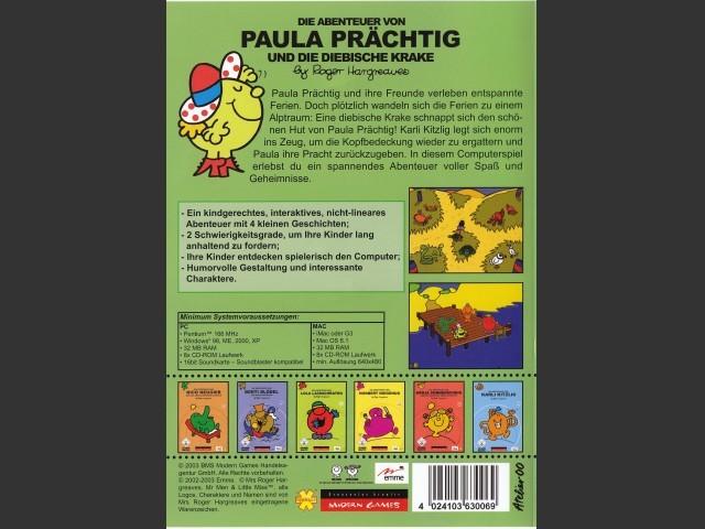 Paula Prächtig (German) (2003)