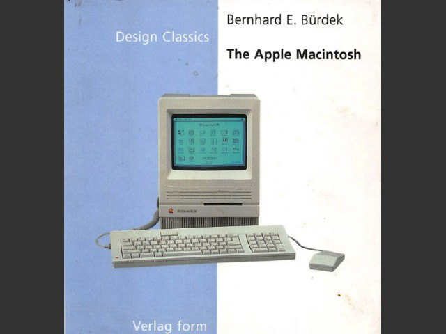 Design Classics - The Apple Macintosh 1996 (1996)