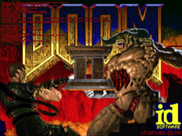 DooM 2, launched in 10/10/1994