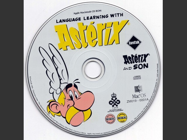 Language Learning With Asterix: Asterix and Son (1995)