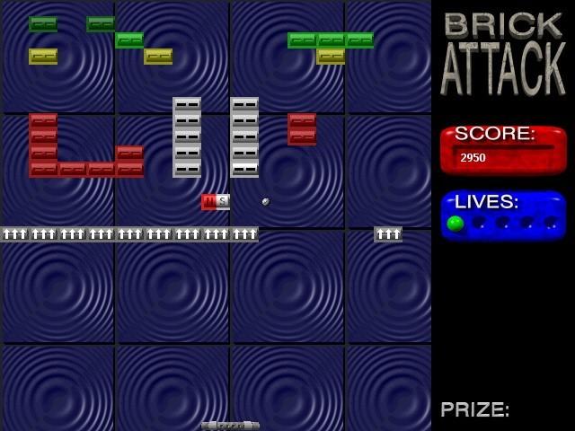 Brick Attack (1998)
