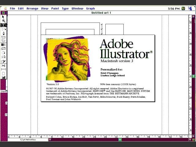 Adobe Illustrator 3