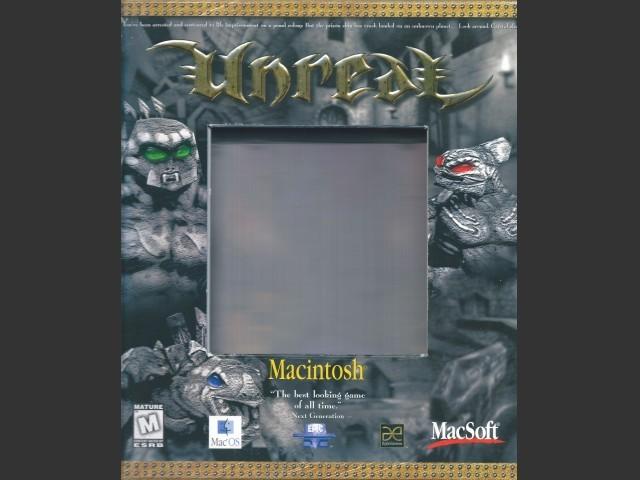 Mac cover art