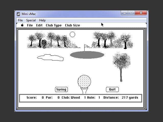Golf Mac Way (1987)