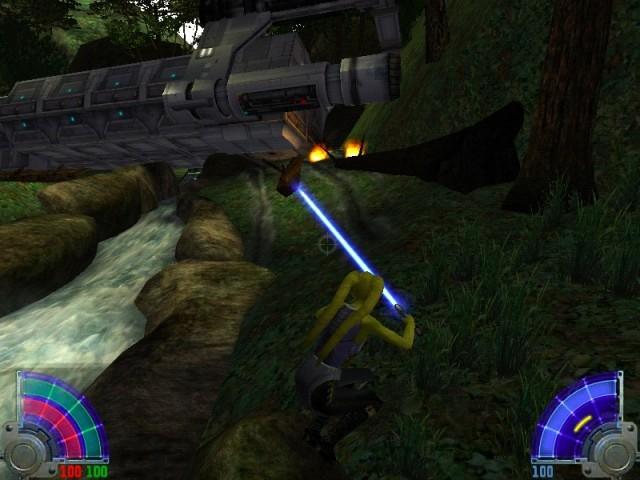 Star Wars: Jedi Knight Jedi Academy (2003)