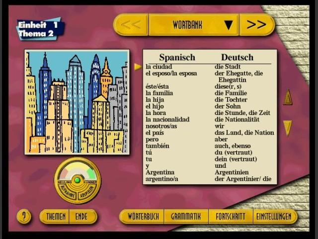 Berlitz Spanisch (1997)