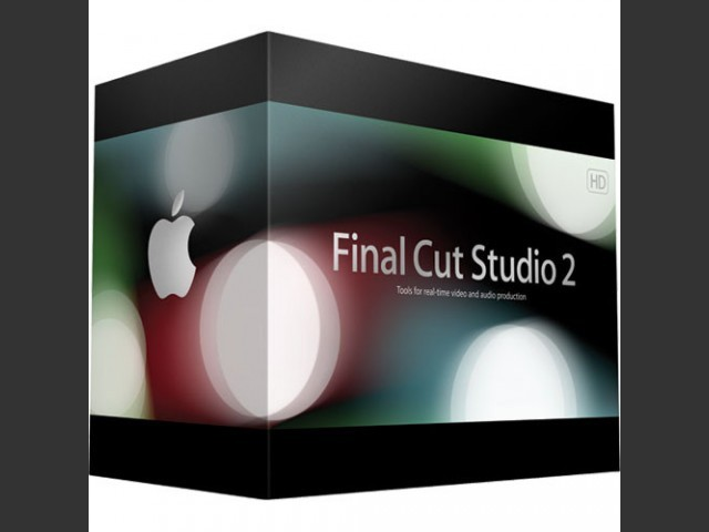 Final Cut Studio 2 (2007)