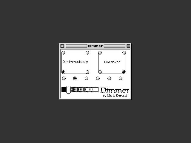 Dimmer (1987)