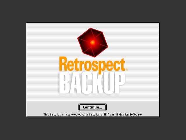 Retrospect 5.0 (2002)
