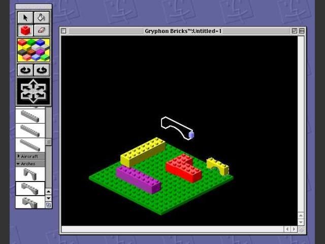 Gryphon Bricks (1996)