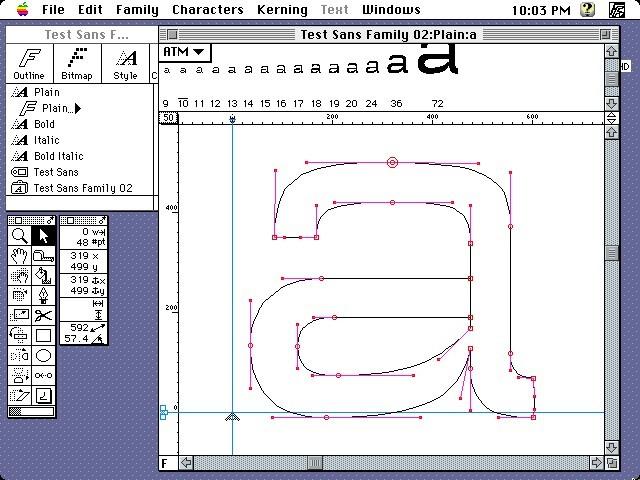 Font Studio 2.0 (1991)