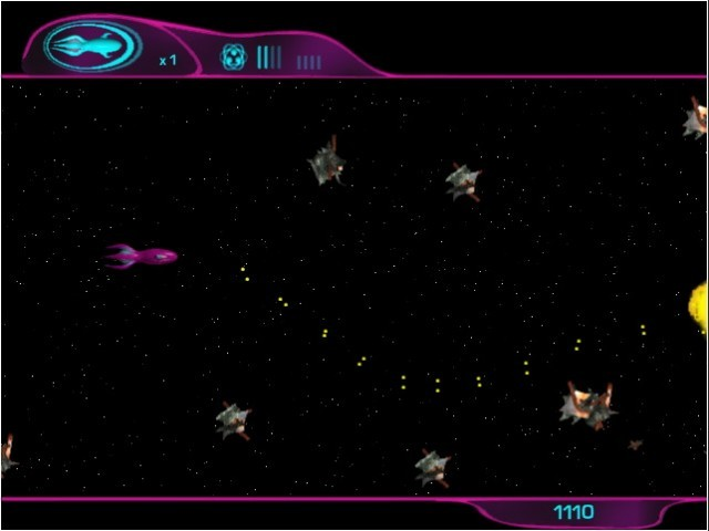 Space Games - Macintosh Repository