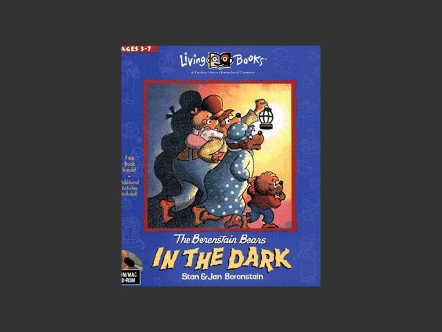 The Berenstain Bears in the Dark (1996)