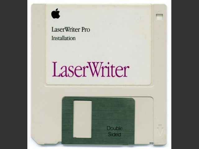 Apple LaserWriter Pro 300/360 (1992)