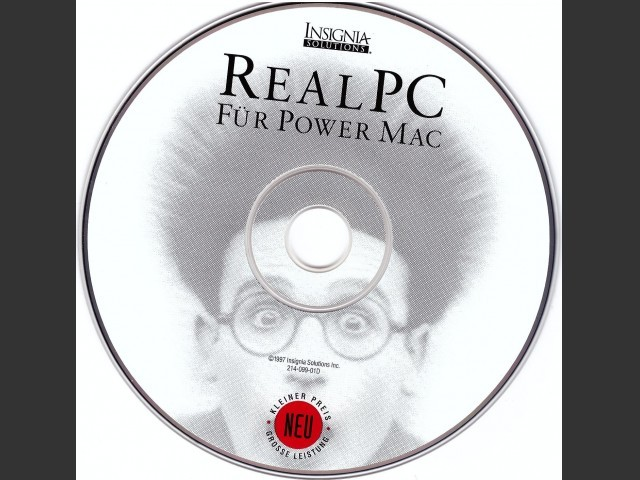 RealPC 1.0 (German) (1997)